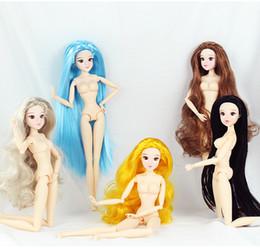 juguete de articulaciones Rebajas BJD Blyth muñeca MM Girl Nude Doll Constellation Series 30cm Conjunto de regalo de juguete del cuerpo
