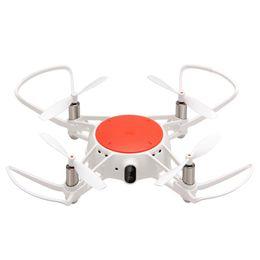 caméra spycam Promotion Pour Xiaomi MITU Drone Avec Caméra HD 720P WIFI FPV Multi-machine Infrarouge À Balles 360 vs JJRC H43WH Mini Drone Toys syma xpro 8