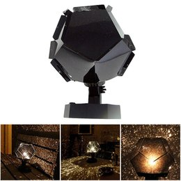 Wholesale Christmas Projection Lamp - 3 Colors USB Romantic Astro Star Sky Laser Projector Cosmos Christmas Night Light LED Starlight Projection Lamp Home Decoration