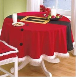 BitFly XMAS StyleTable Bez Yuvarlak Otel Masa Örtüsü Noel Düğün Ziyafet Masa Örtüsü Ev Tekstili 148 CM nereden