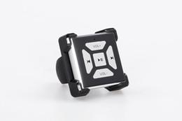 Coche teledirigido del volante online-Bluetooth manos libres Kit de coche MP3 Media Remote Button transmisor de FM Volante Control remoto para moto de coche moto