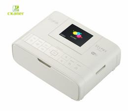 Stampante fotografica digitale per stampanti Canon con un solo nastro, colorata in 4X6 pollici, fornita con USB Memorry card pictbridge. da