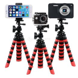 Wholesale quick release mount plate - 20cm Flexible Tripod with Quick Release Plate Tripod Mount for Mobile Phone Camera DV