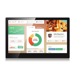 Tavoletta aggiuntiva online-Nuovo design da 21.5 pollici con capacità da 22 pollici touch screen per tablet PC Android con HDMI IN extra per segnale in ingresso come monitor / display LCD