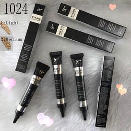 Wholesale Eyes Concealer - Dropshipping 2017 NEW makeup brand it cosmetics bye bye under eye Full Coverage Waterproof Concealer 0.28 US 8ML