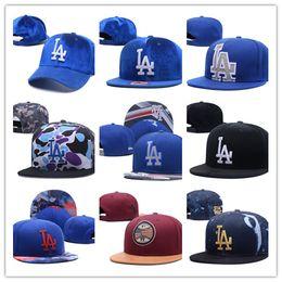 Album offerto al 100% di alta qualità 2019 moda più recente Dodgers  Snapbacks Cappellino regolabile Berretti da baseball Cappello hip hop Cappelli  di moda ... 3059495700cb