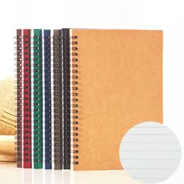 2019 карманный спиральный блокнот A5 120 листов Sketchbook дневник для рисования живопись граффити Мягкая обложка черная бумага эскиз книга блокнот ноутбук офис школьные принадлежности Gif