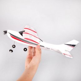 Wholesale Epp Planes - For Age 14+ Kids Favorite Toys Gifts F949 2.4G 3CH Aircraft Fixed-wing Drone Plane EPP Model RTF RC Airplane Quadcopter