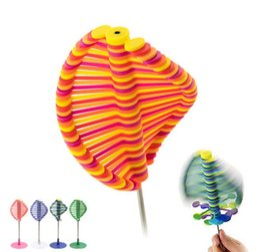 Jouable ART Lollipopter Rotatif Sucette Jouet Cocal Magique Spin Jouet Soulagement Du Stress Jouets Puzzle Bureau Fun Jouets De Décompression Amusant pour Enfants Adultes ? partir de fabricateur