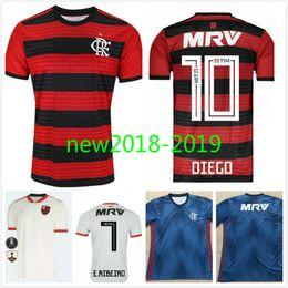 Discount camisa flamengo - Flamengo adult soccer jersey 18 19 Flamengo home  away 3rd Camisa de 2c87f60bbaadc