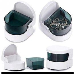 Argentina Nuevo Smart Mini Inalámbrico Ultra Sonic Cleaner Bath For Clean Coins Joyas Dentaduras Control Inteligente Cleaner Máquina de Limpieza cheap coins machine Suministro