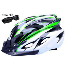 2019 ce bike Ultralight Fahrradhelm Ce Zertifizierung Fahrradhelm In-Bike Helm Casco Ciclismo 260g 56 -61 cm rabatt ce bike