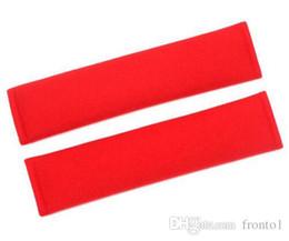 ceintures de toyota Promotion Couvre ceintures de protection pour nissan audi toyota bmw mercedes accessoires de voiture
