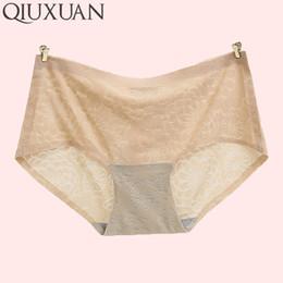 vente en gros Nouvelle inscription femmes culotte évider sans couture sous-vêtements mode dames lingerie intime sous-vêtements femmes mémoires ? partir de fabricateur
