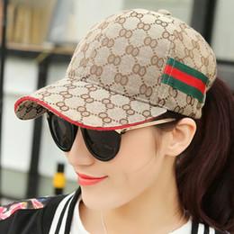 Wholesale Trucker Hat Embroidery - New Design 100% Cotton Luxury Brand Caps Embroidery Hats Winter Baseball Cap Men Bone Trucker Hat Gorras Planas Snapback Hip Hop Dad Cap