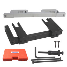 Wholesale Bmw Timing Kit - AUGOCOM Camshaft Alignment Engine Timing Tool Kit For BMW N51 N52 N55 Series Automobile Vehicle Diagnostic Tools correct engine timing