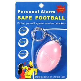 2019 système de sécurité à numérotation automatique 2018 mini portable 120db alarme personnelle bell tama perdu Anti Theft Alarme Sécurité Sécurité Panic Keyring Anti-Perdu Porte-clés