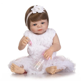 Wholesale Idea Models - Keyword Ideas reborn Baby Dolls Mini Soft Fashion Cute Babies Doll Security Nontoxic Lifelike Newborn Dolls