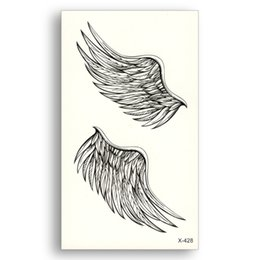 Discount Angel Wing Tattoos Temporary Angel Wing Tattoos 2019 On