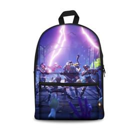 e87d2d0e63b8 Fashion bag School Bags Backpack for Teenager Girls Book Bag Women Laptop  Unicorn Students Cartoon Children Game skin Print bag