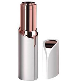 Mini rasage électrique outil de rasage pour femmes Facial Cou Jambe Épilateur Élimination indolore Corps Épilateur Rasoir Épilateur ? partir de fabricateur