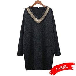 1434cabf04a Discount Sequin Plus Size Sweater   Sequin Plus Size Sweater 2019 on ...