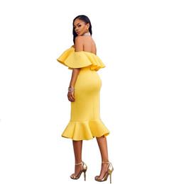 d9c5ebb192 2019 vestidos étnicos del verano del estilo Vestidos de mujer Bohemia de  manga tres cuartos estampado