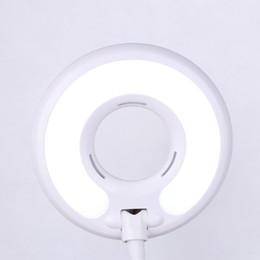 Clip 7w sur Touch Control 3 niveaux Dimmable portable blanc led lampe de bureau col de cygne lampe de table des soins oculaires ? partir de fabricateur