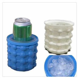 Wholesale genie pads - New Ice Cream Maker Cube Maker Genie Health Care The Revolutionary Space Saving Ice Cube Maker Genie Free DHL