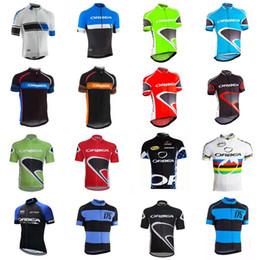 Wholesale orbea shirt - 2018 Men's Short Sleeve Road Bike Cycling Jerseys Pro Racing Team Orbea Riding Wear Summer Quick Dry Bicycle Tops Shirt C2924