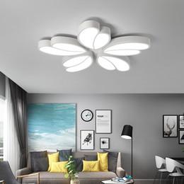 Fesselnd 2018 Stilvolle Deckenleuchten Moderne Led Deckenleuchten Für Wohnzimmer  Schlafzimmer Weiß Farbe AC85 265V Stilvolle Design