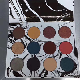 Wholesale Free Eyeshadows - Colourpop Dream St Eyeshadows Cosmetics Eyeshadow 12 Colors Available Make Up 2017 NEW Product Free Shipping 1PC