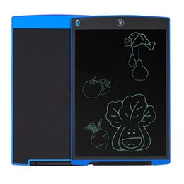 """Wholesale Drawing Tablet Toys - 8.5''  12"""" Drawing Toys LCD Writing Tablet Erase Drawing Tablet Electronic Paperless LCD Handwriting Pad Kids Writing Board Children Gifts"""
