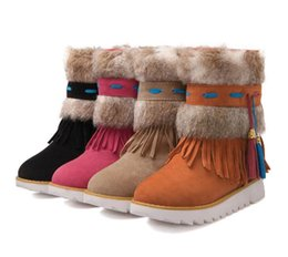 Wholesale High Heel Tall Fashion Boots - 2018 winter Australia Classic snow Boots High Quality WGG tall boots real leather Bailey Bowknot women's bailey bow Knee Boots shoes