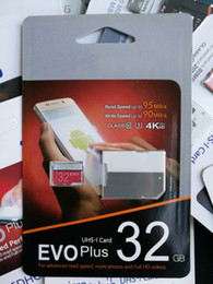 Wholesale Gb Flash Memory - hot version Micro TF Memory Card Flash SD Adapter Package 256 GB High-speed download
