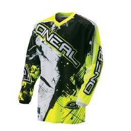 Wholesale Road Stars - Men Riding Tops Cycling Team Rock Star Moto Jersey MX MTB Off Road Mountain Bike DH Bicycle Jersey DH BMX Motocross Jersey