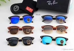 2018 nouveaux produits de luxe répertoriés, lunettes de soleil de la marque de loisirs de la mode et des amoureux! Pour l'été! Livraison gratuite! ? partir de fabricateur
