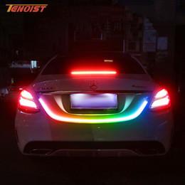 2019 luces de la ciudad de honda Venta caliente RGB Led Dynamic Streamer Señal de giro Freno de cola LED Advertencia Luz de marcha atrás para SUV de coche