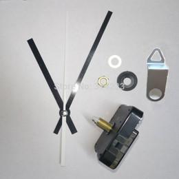 Wholesale Quartz Repair - Free Shipping 5 Mute Scanning Quartz Clock Movement For Clock Mechanism Repair Diy Clock Accessories Shaft 20mm Jx005 Wholesale