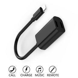 2019 apfel iphone ladegerät konverter 2 in 1 Audio Lade Adapter iOS 11 3,5 mm Kopfhörer Jack AUX Ladegerät Stecker Konverter für iPhone7 8 X günstig apfel iphone ladegerät konverter