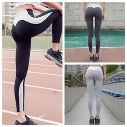 Тонкие ножки леггинсы онлайн-Женщины Nice поножи высокого качества Тонкий Спорт Йога Брюки Фитнес Бег Материнство Длинные брюки Legging Tight Sportwear GGA130 10PCS
