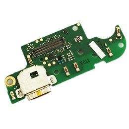 Wholesale microphone port - For Huawei Google Nexus 6P USB Charging Port Dock Connector Charger Board Flex Ribbon Cable With Microphone Replacement!!