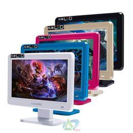 Hd реклама онлайн-Монитор 10,1 дюймов широкоэкранный HD / дисплей 10,1 дюймов промышленный monitor/10 малый advertising/10,1 1080p HD, IPS 1366X768
