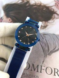 83616eb6f592 dernière version en or rose diamant femme montres Montres Robe Quartz  montres en acier inoxydable fille montres Relogio marque de luxe aaa