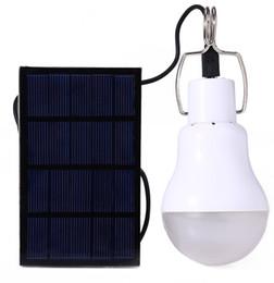 Ampoule de charge en Ligne-Camping en plein air Lumière S-1200 130LM Portable Led Ampoule Lumière Charged Lampe à énergie solaire Lanternes Portable Ball Bulbs Blanc