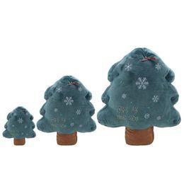 2019 alberi di natale vivi 20/35 / 59cm Colorful Glowing Christmas Tree Peluche Super Soft Kids Regali di Natale Casa Soggiorno Camera da letto Decorazione 1PC J2 sconti alberi di natale vivi