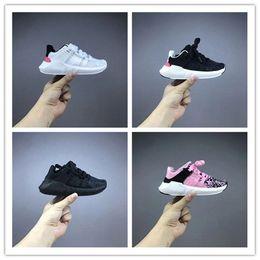 Wholesale Core Equipment - Size 26-35 2018 hot sale kids EQT Equipment Support ADV Boost Parent-child shoes Cheap Running Shoes Sneakers Primeknit Core Sports Shoe