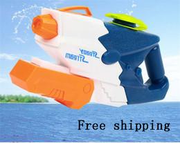 Il nuovo modello tira e tira i giocattoli della pistola ad acqua, le pistole ad acqua di grande capacità per bambini. da