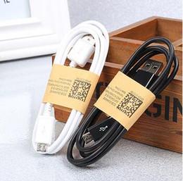 Canada Vente en gros de téléphone Android Câble Micro USB Câble de synchronisation du chargeur USB Offre