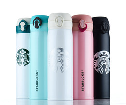 нержавеющая сталь Скидка Термос с термосом Starbucks Новая термос из нержавеющей стали
